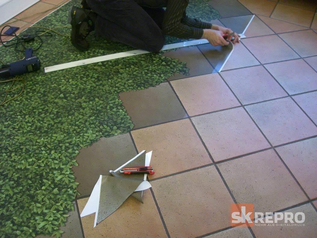 Fußboden 3d Gitar ~ D fußboden folie fliesen überkleben badezimmer resimdo avec