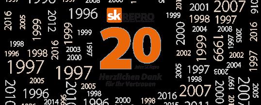 20 Jahre SK Repro