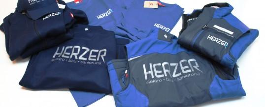 Das RUNDUM-SORGLOS-PAKET, für die Firma HERZER GmbH