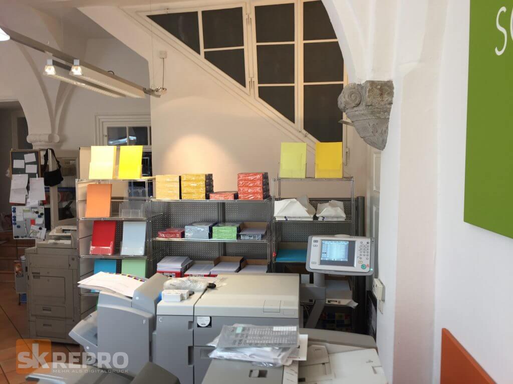 IMG 2953 1024x768 - Unsere neue Druckmaschine die Canon imagePRESS