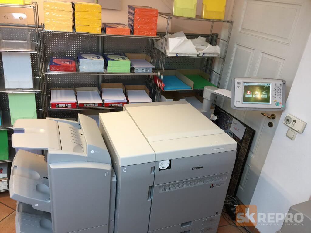 IMG 2994 1024x768 - Unsere neue Druckmaschine die Canon imagePRESS