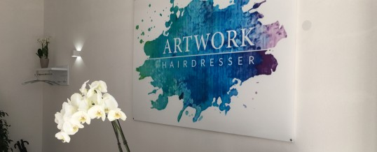 ARTWORK HAIRDRESSER – Unser neuer Start Up Kunde