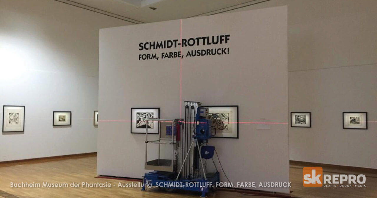 SK Facebook12 - Klebearbeiten im Buchheim Museum der Phantasie <br />  SCHMIDT-ROTTLUFF. FORM, FARBE, AUSDRUCK