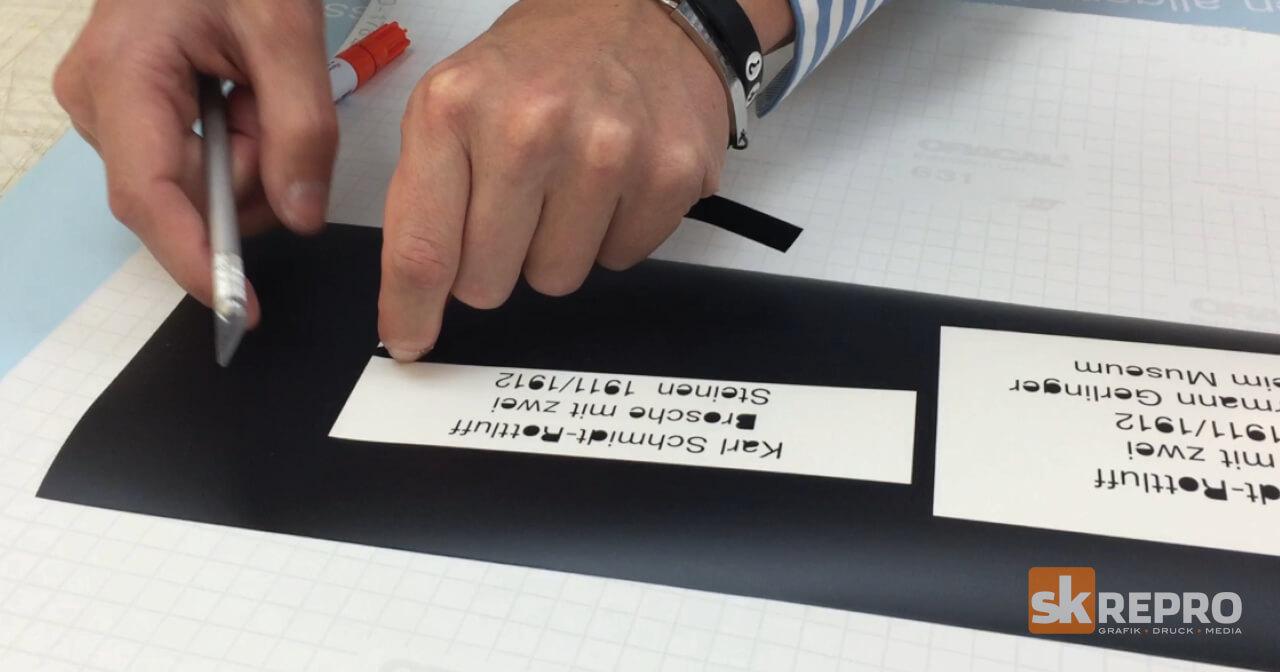SK Facebook17 - Klebearbeiten im Buchheim Museum der Phantasie <br />  SCHMIDT-ROTTLUFF. FORM, FARBE, AUSDRUCK